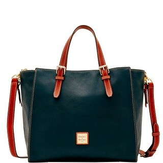 Dooney & Bourke Pebble Grain Large Mindy Top Handle Bag (Introduced by Dooney & Bourke at $348 in Sep 2017)