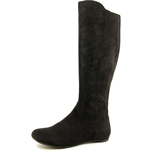 95e4245a830 Shop Kenneth Cole Reaction Pro Slide Tall Boot Synthetic Over the Knee Boot  - Free Shipping On Orders Over  45 - Overstock - 14526135