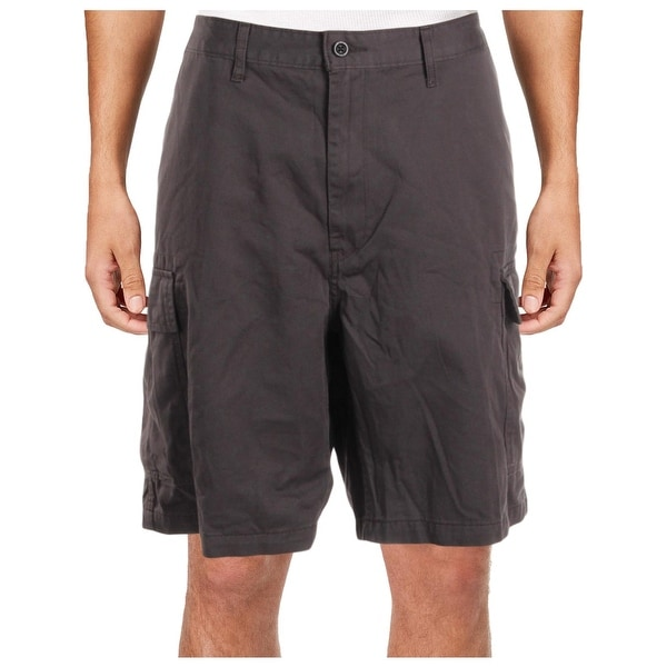 ccdfd208 Shop Levi's Mens Carrier Cargo Shorts Twill Casual - Free Shipping On  Orders Over $45 - Overstock - 25627269