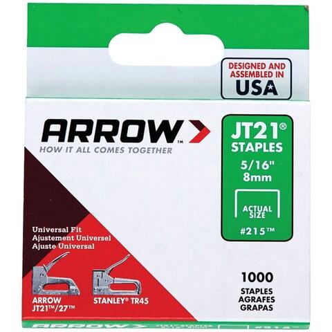 Arrow(R) - 21524 - 1000 5/16In Staples