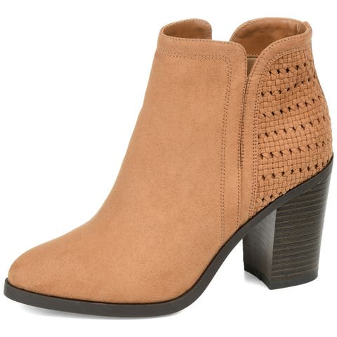 Journey + Crew Womens Bootie