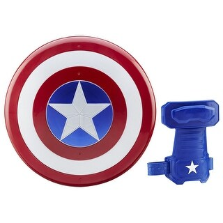 Marvel Captain America Civil War Magnetic Shield & Gauntlet