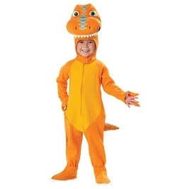 Buddy Dinosaur Train Boys Halloween Costume (2 options available)