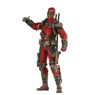 Marvel 1:6 Scale Sideshow Collectible Figure: Deadpool