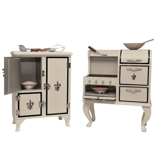 Shop Stove And Fridge 18 Inch Doll Furniture Plus Kitchen Tool