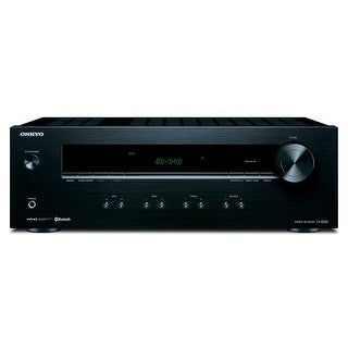 Onkyo TX-8220 Stereo Receiver with Built-In Bluetooth