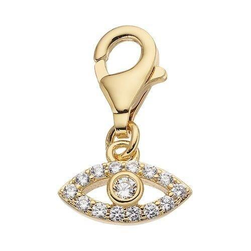 Julieta Jewelry Lucky Eye CZ Clip-On Charm
