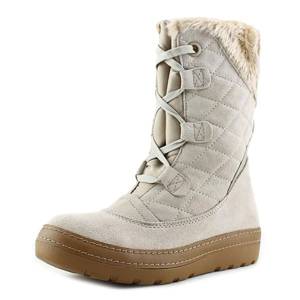 Baretraps Lara Women Round Toe Suede Winter Boot