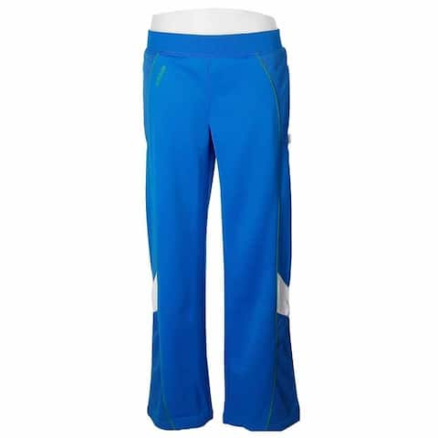 adidas World Cup 2006 Pants Womens Athletic Pants - Blue