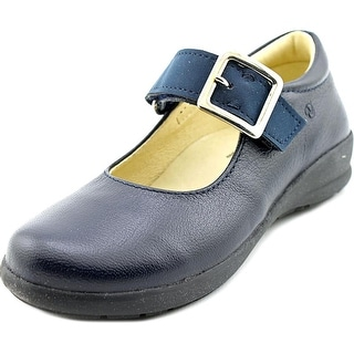 Naturino Elective Toddler Round Toe Synthetic Blue Mary Janes