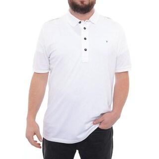 Valentino Short Sleeve Collared Polo Men Regular Polo Shirt