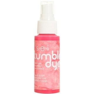 Tumble Dye Craft & Fabric Spray 2oz-Coral - Orange
