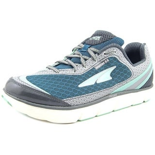 Altra Intuition 3.5 Women Round Toe Synthetic Gray Sneakers