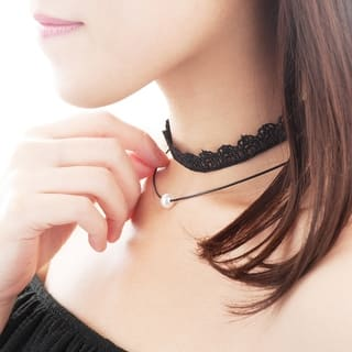 Zodaca Women Fashion Black Hollow-out Lace Choker Necklace with Pearl Charm Pendant Jewelry|https://ak1.ostkcdn.com/images/products/is/images/direct/f90917ca80848aa6b362a22b358b9bfaf2ec9e20/Zodaca-Women-Fashion-Black-Hollow-out-Lace-Choker-Necklace-with-Pearl-Charm-Pendant-Jewelry.jpg?impolicy=medium