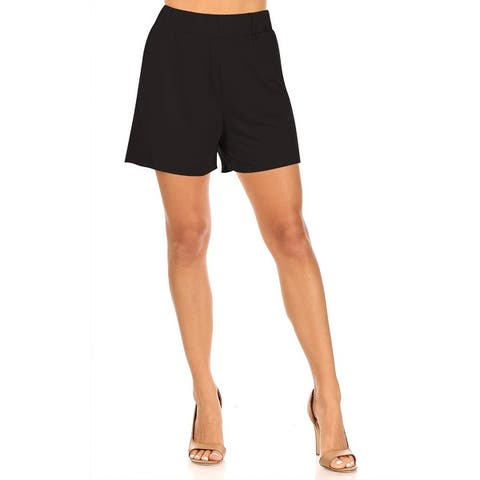 Women's Casual Lightweight Pants Shorts