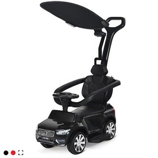 Link to Costway 3 in 1 Licensed Volvo Kids Ride On Push Car Stroller for Similar Items in Bicycles, Ride-On Toys & Scooters