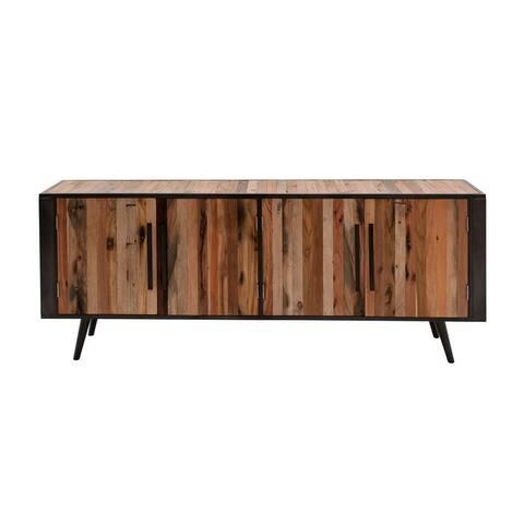 TV Dresser 4 Doors - 78.74 x 17.72 x 30.32