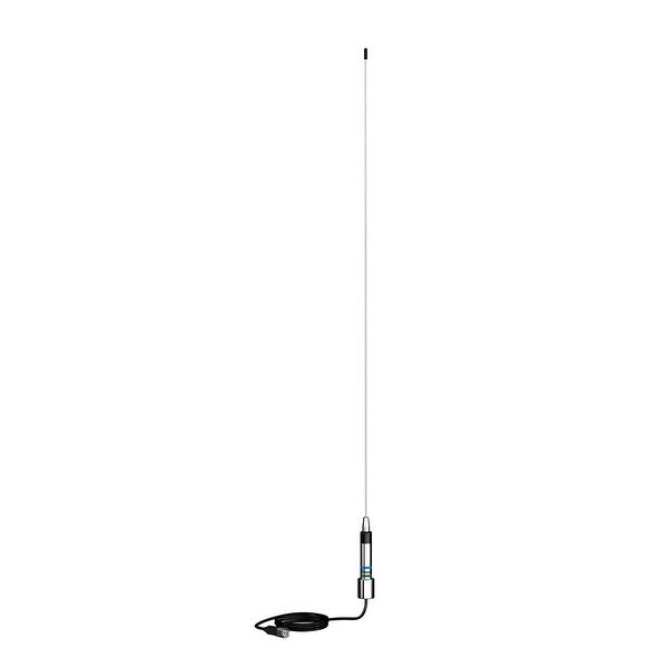 """Shakespeare AM/FM Low Profile Stainless Antenna - 25"""""""