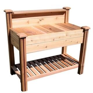 Gronomics PBWS 24-48 Potting Bench 24x48x48 with Shelf