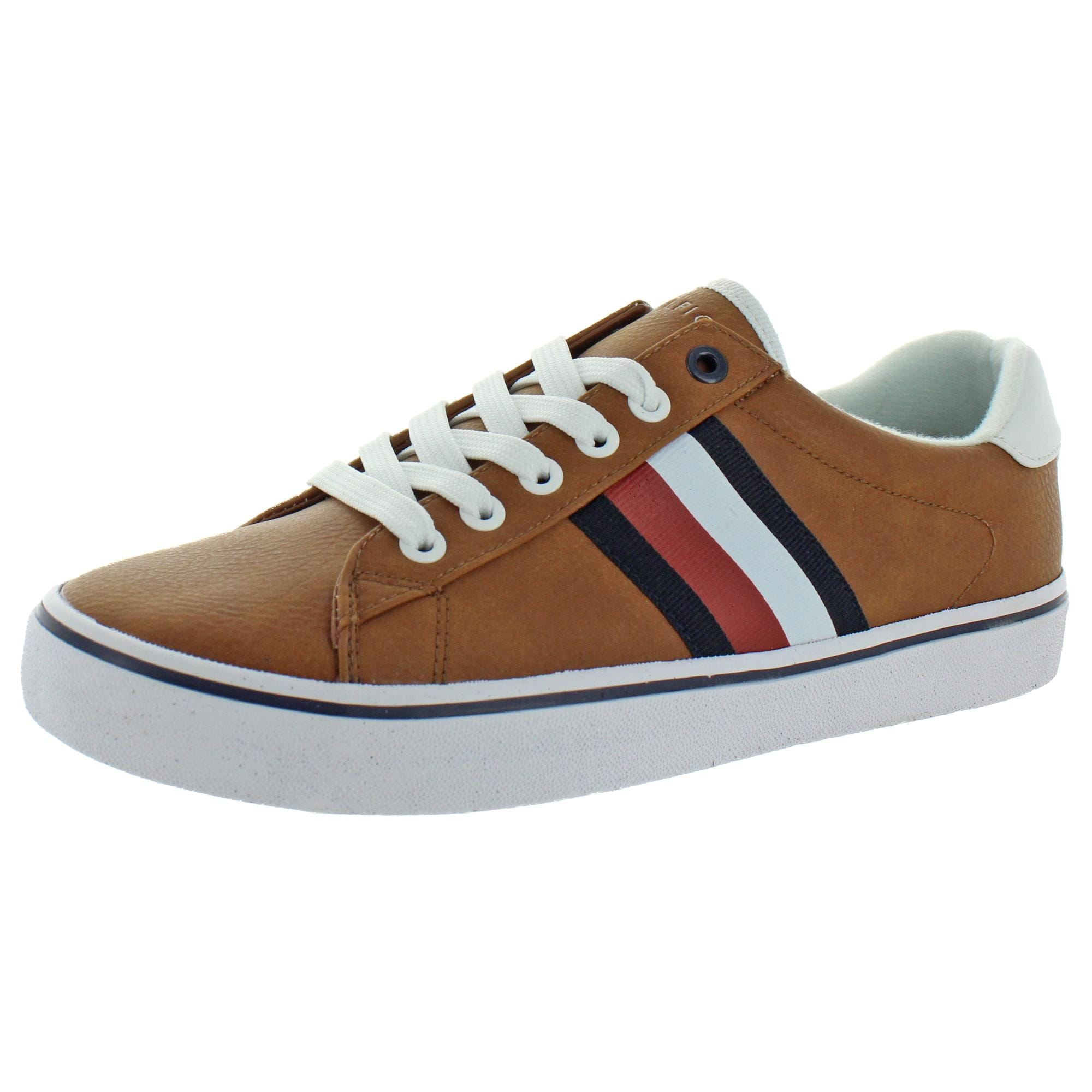 mens leather skate shoes