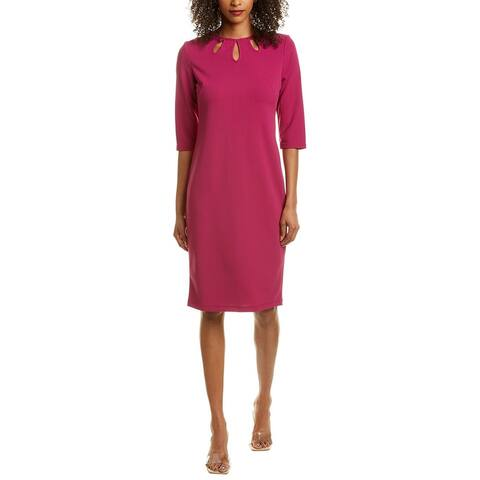 Gabby Skye Cutout Midi Dress