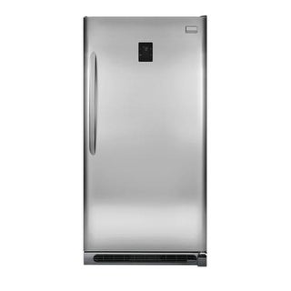 Frigidaire FGVU21F8Q 34 Inch Wide 20.5 Cu. Ft. Energy Star Rated Upright Convertible Freezer with Bright LED Theatre Lighting