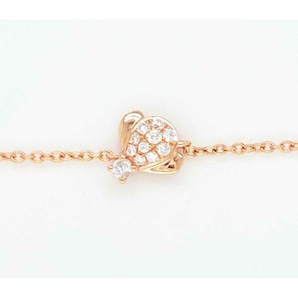 Kabella Gold Bee Bracelet Adjustable length. Opens flyout.