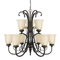 "Beverly 9 Light 30-1/2"" Wide Chandelier"