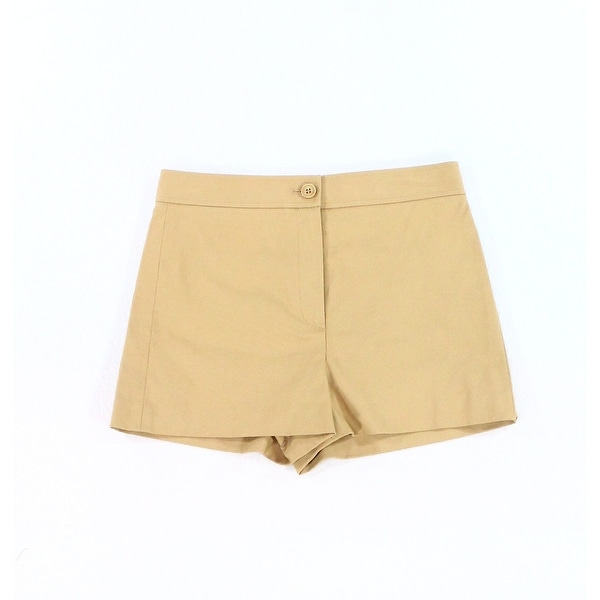 5e7d20c438 Shop Theory NEW Caramel Beige Womens Size 4 Zipper Fly No Pocket ...