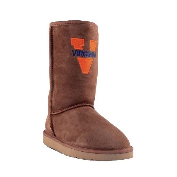 Gameday Boots Womens University Virginia Roadie Hickory VA-RL1061-1