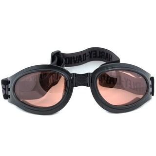 Harley Davidson Goggle Sunglasses HDSZ 804 BLK-14