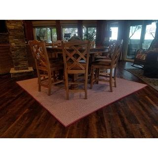 Crisscross Indoor/ Outdoor Area Rug