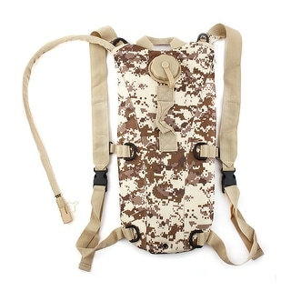 Hiking Camping Cycling Camelback Hydration Pack Backpack w 3L Water Bladder Bag