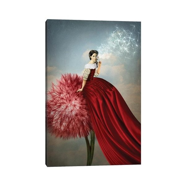 """iCanvas """"Imagination"""" by Catrin Welz-Stein Canvas Print. Opens flyout."""