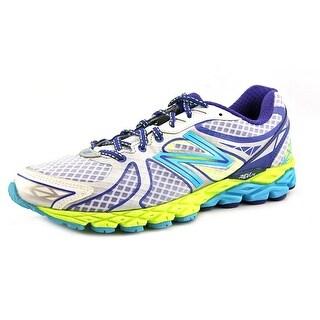 New Balance M870 2E Round Toe Synthetic Running Shoe