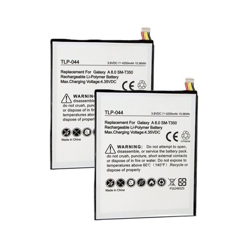 Battery for Samsung EB-BT355 / EB-BT355ABA (2-Pack) Replacement Battery