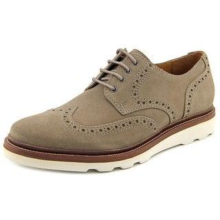 Coach Bedford Wingtip Wingtip Toe Suede Oxford