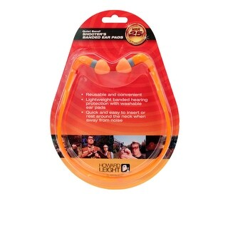 Howard leight r-01538 howard leight r-01538 quiet band hearing protector in bp