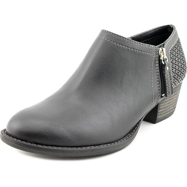 Dr. Scholl's Jordanna Women  Round Toe Synthetic Black Bootie