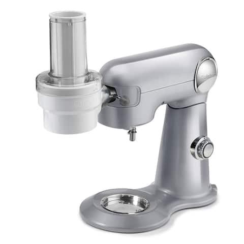 Cuisinart SPI-50 Prepexpress Spiralizer/Slicer Attachment for 5.5 Qt. Stand Mixer, White