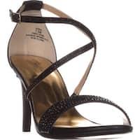 Thalia Sodi Womens Darria Open Toe Ankle Strap D-orsay Pumps