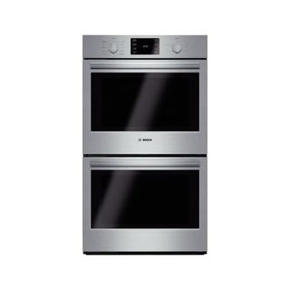 Bosch HBL5651UC 30 Inch Double Wall Oven with European Convection - Stainless Steel