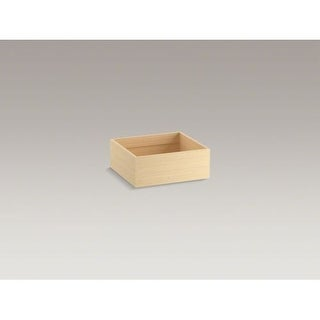Kohler K-99679-SH9 Tailored Vanities Full Extension Wood Drawer for K-99507 Jacquard, K-99520 Damask, and K-99738 Poplin