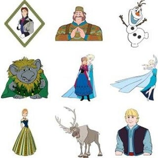 Cricut Disney Frozen Cartridge