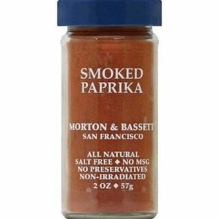 Morton & Bassett - Smoked Paprika ( 3 - 2 OZ)