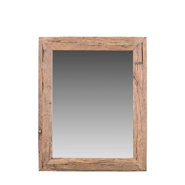 Privilege 95025 28 X 36 In Reclaimed Mirror