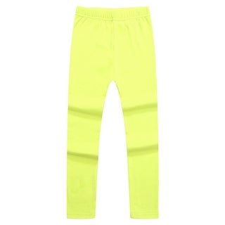 Richie House Girls' Fashion Solid Colored Pants