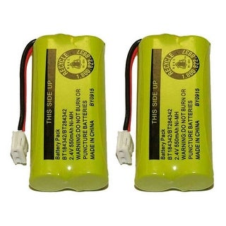 Replacement Clarity 6010 Battery for D613C / D613HS Phone Models (2 Pack)