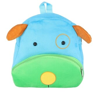2 Moda Toddler Animal Face Backpack with Front Pocket