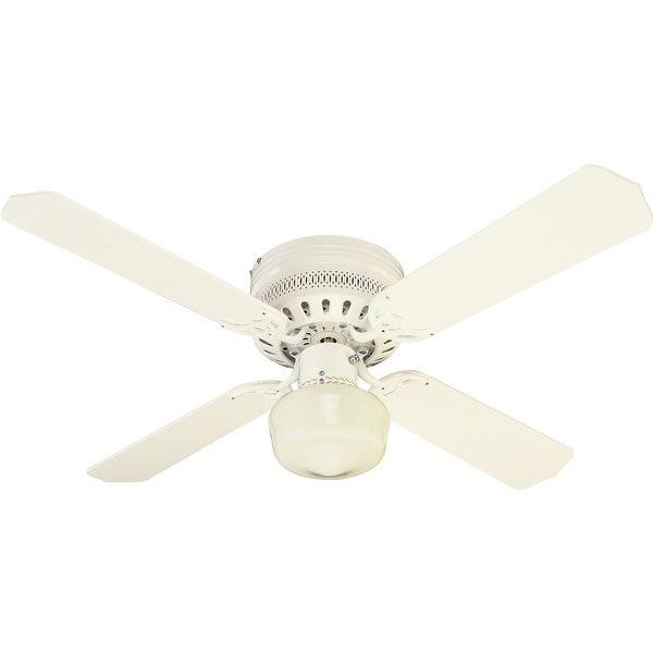 "Westinghouse 78500-A Casanova Ceiling Fan, 42"", 4 Blade"